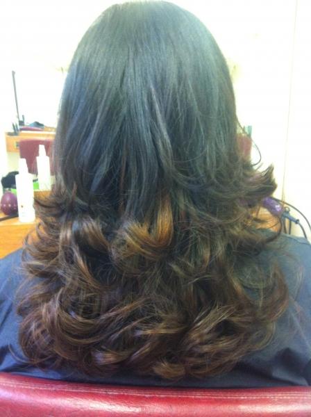 Edge Hair : Allerton : Salon : Colouring : Straightening : Unisex Hair Salon