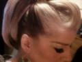 rach hair up n