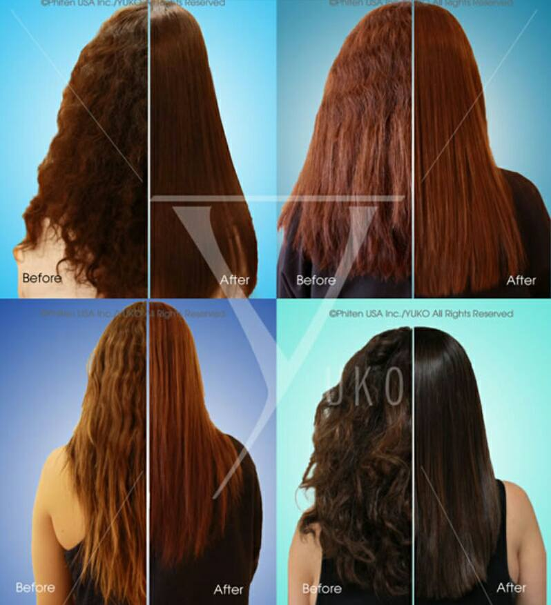 Yuko Permanent Hair Straightening : Allerton : Mossley Hill