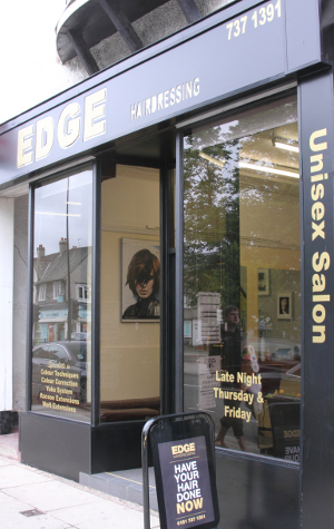 Call in to the unisex Salon at EDGER Hairdressing on Allerton Road, Liverpool. Late night opening & student discounts.